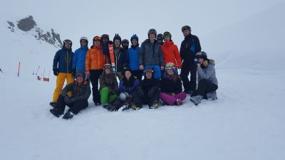 Skiweekend in Engelberg 2017