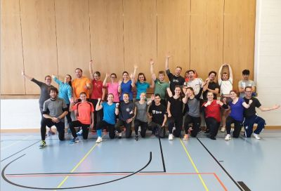 Trainingsweekend Turnverein Lachen